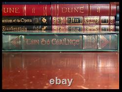 Tain Bo Cuailnge Signé New Leather Bound Easton Press Deluxe Limited 1/1200