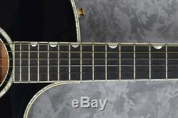 Taylor Doyle Dykes Ddsm Noir Grand Auditorium Acoustic Guitare Électrique Signe