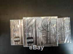 Taylor Swift Folklore Signé CD Autographié Deluxe