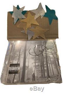 Taylor Swift Ltd Edition Signée Dans Les Arbres Deluxe CD + Digital Deluxe Album