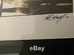 Taylor Swift Signé Piano Imprimer Encadrée Ash Newell Deluxe Photo 11x14