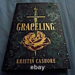 The Graceling Realm Deluxe Quartet Kristin Cashore Ya Fairyloot Signé