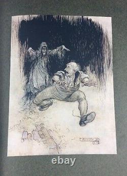 The Ingoldsby Legends Arthur Rackham Signed Ltd Delux Edition 1907- Rare
