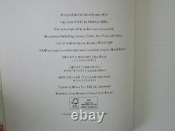 The Song Of Achilles De Madeline Miller, Deluxe 1er, Signed, Hc, Vers 2011