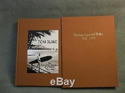 Tom Blake The Uncommon Journey D'un Pioneer Waterman Deluxe Limited Ont Signé